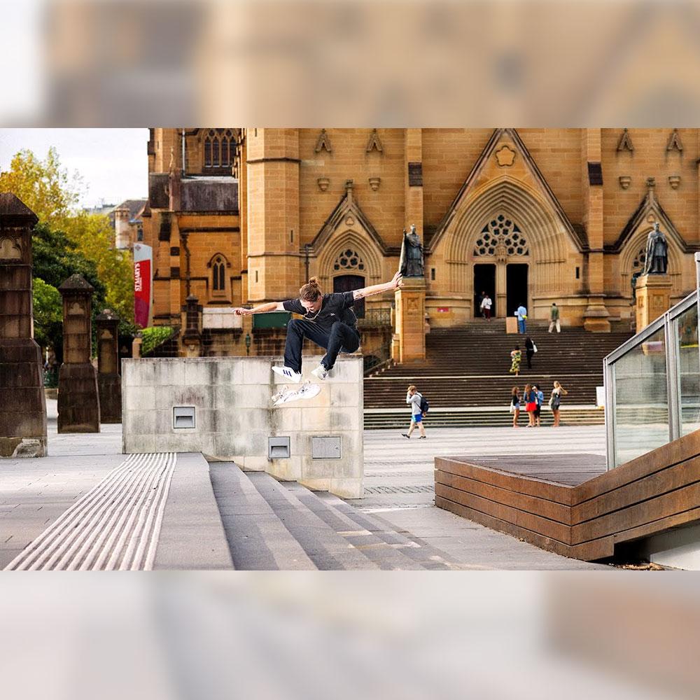 THE BAY SKATE から、オーストラリアのスケーターたちを収録した映像 SAGE が公開