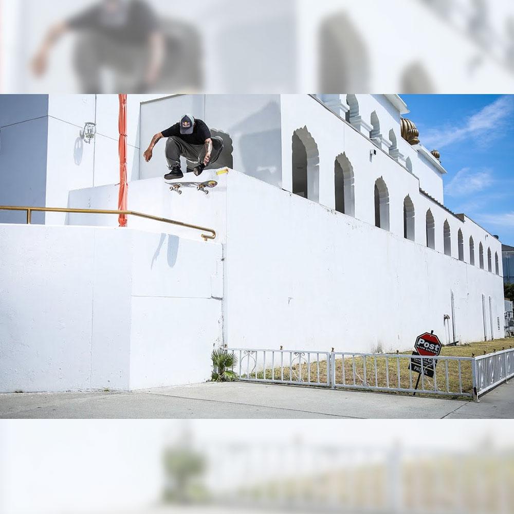 THE BERRICS から、ブラインド スケートボードのプロ TJ ROGERS の2020年ビデオパートが公開