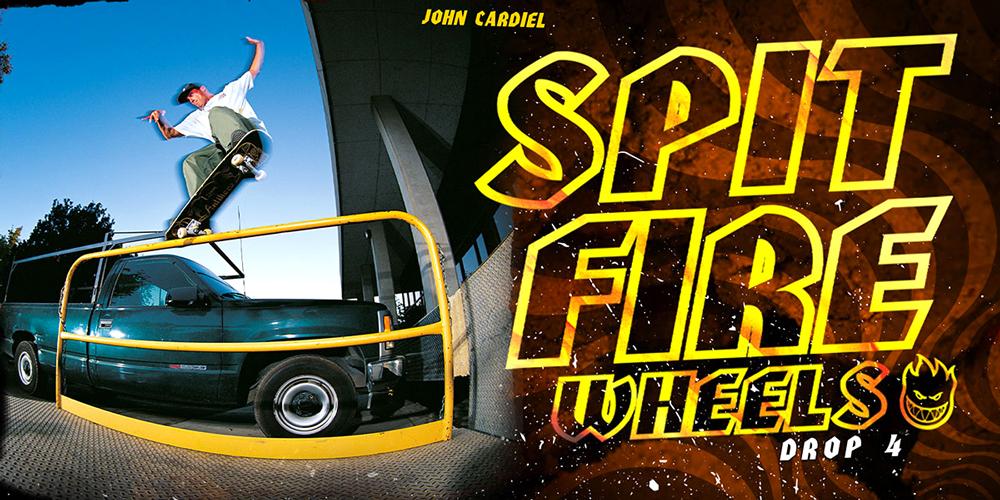 SPITFIRE WHEELS, スピットファイヤー ウィール, JOHN CARDIEL