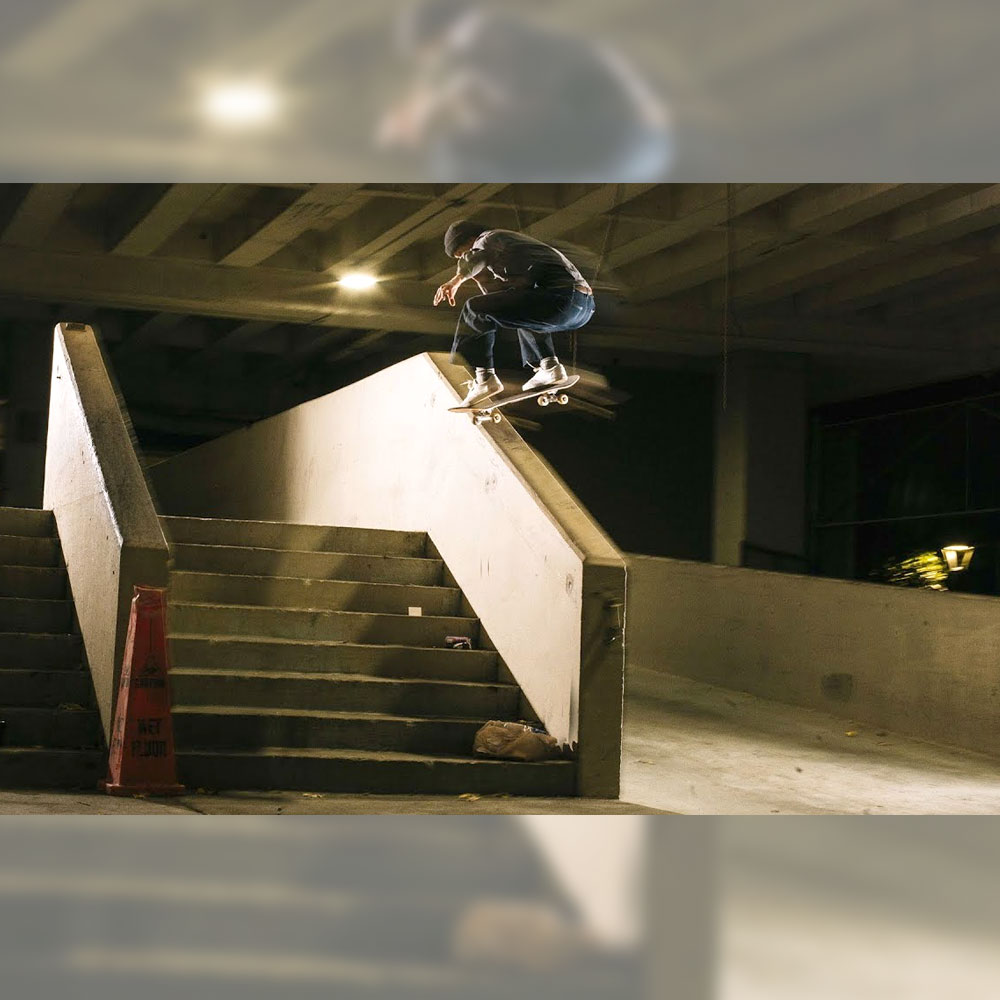 VANS の映像作品、ALRIGHT, OK の GILBERT CROCKETT / RAW CUT 映像が公開