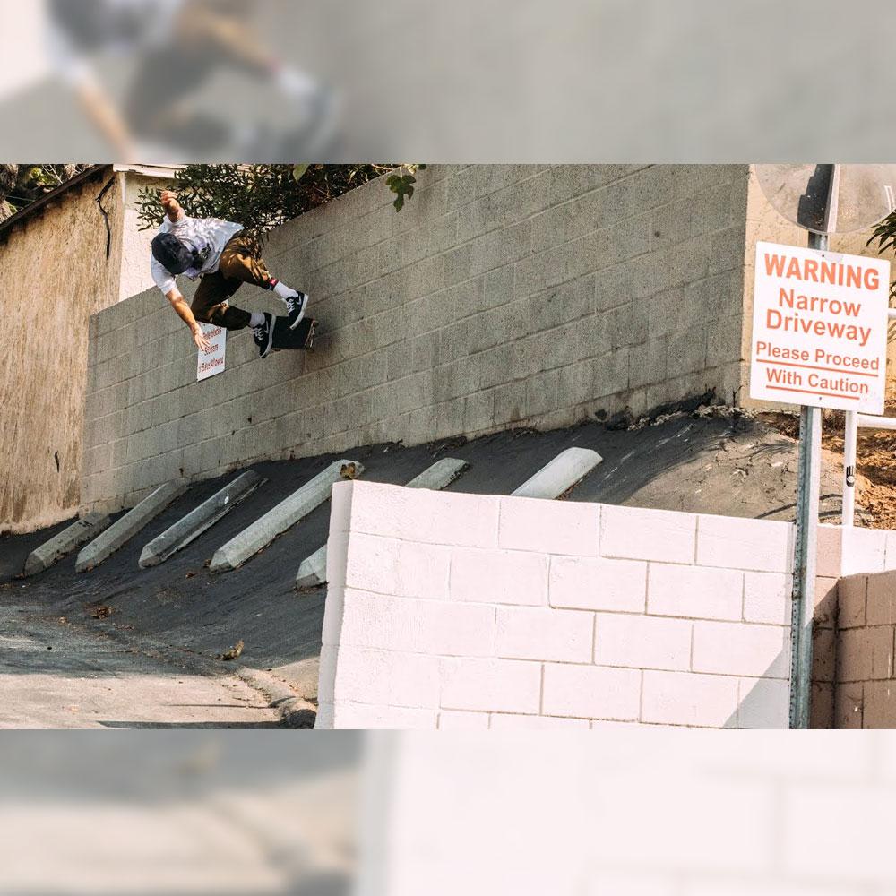 WKND (ウィークエンド スケートボード)から、ツアー映像 VAN DOWN が公開