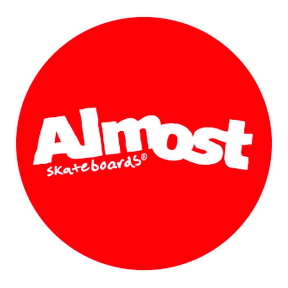【ブランド紹介】ALMOST SKATEBOARDS(オールモスト スケートボード)