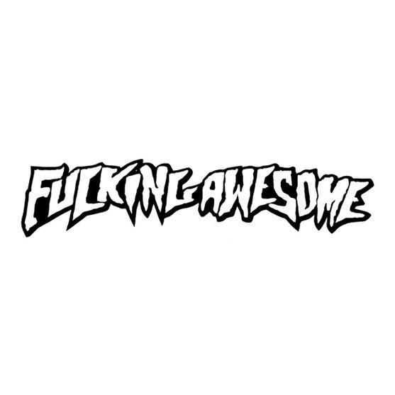【ブランド紹介】FUCKING AWESOME SKATEBOARDS(ファッキンオーサム スケートボード)