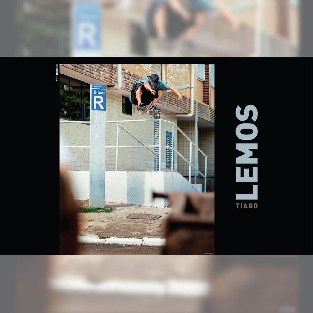 PRIMITIVE から、TIAGO LEMOS のショートクリップ映像が公開