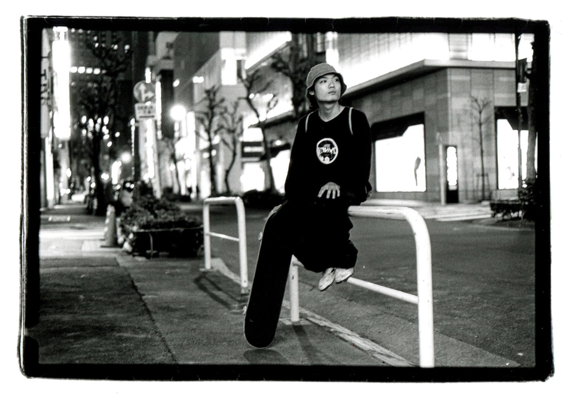 Naoya Kato(加藤直哉)カリフォルニアストリート ライダー加入