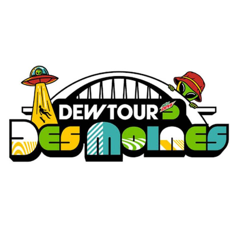 5月23日にアイオワ州デモインで開催された DEW TOUR 2021 の決勝映像が公開