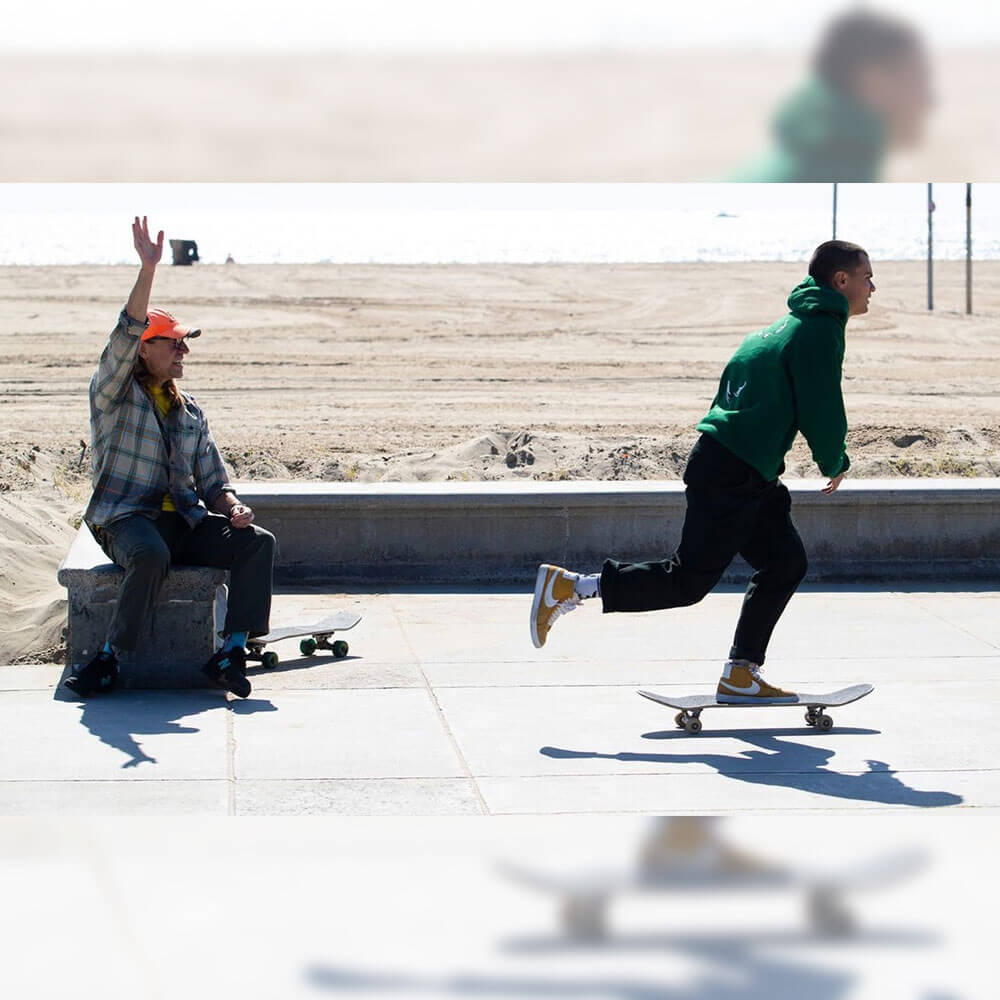 "REAL から、MASON SILVA がレジェンドスケーター ""NATAS KAUPAS"" のパートを再現した映像が公開"