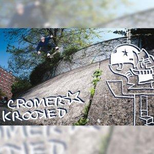KROOKED から、BRAD CROMER をフィーチャーした映像 HALF MOON が公開