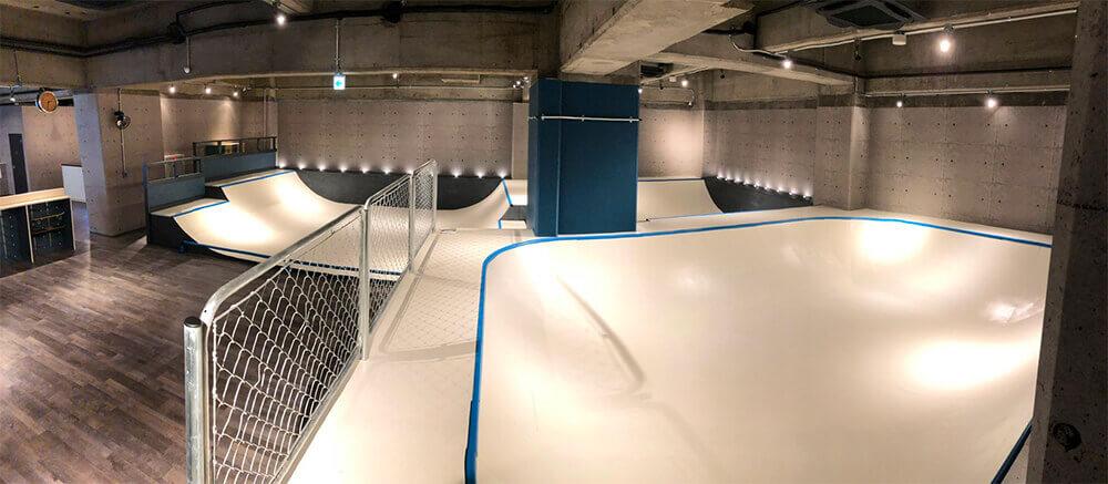 スケートパーク IORAMA Skate Louge