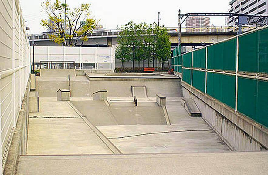 スケートパーク 川口スケートパーク