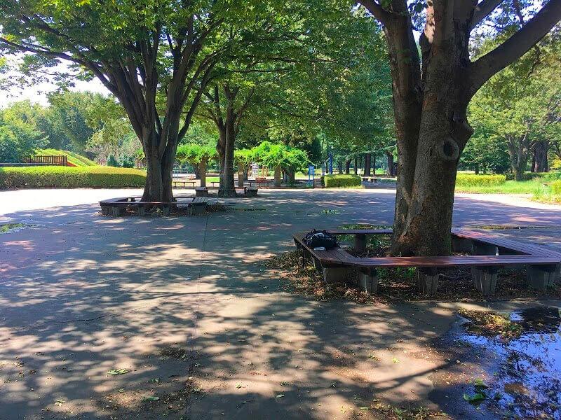 スケートパーク 槻の木広場