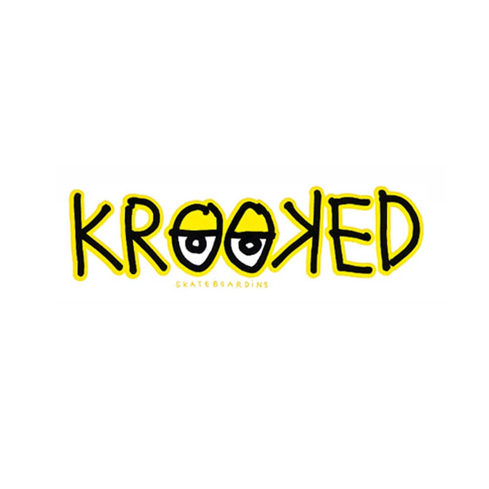 ブランド紹介】KROOKED SKATEBOARDS(クルキッド スケートボード)|カリフォルニアストリート