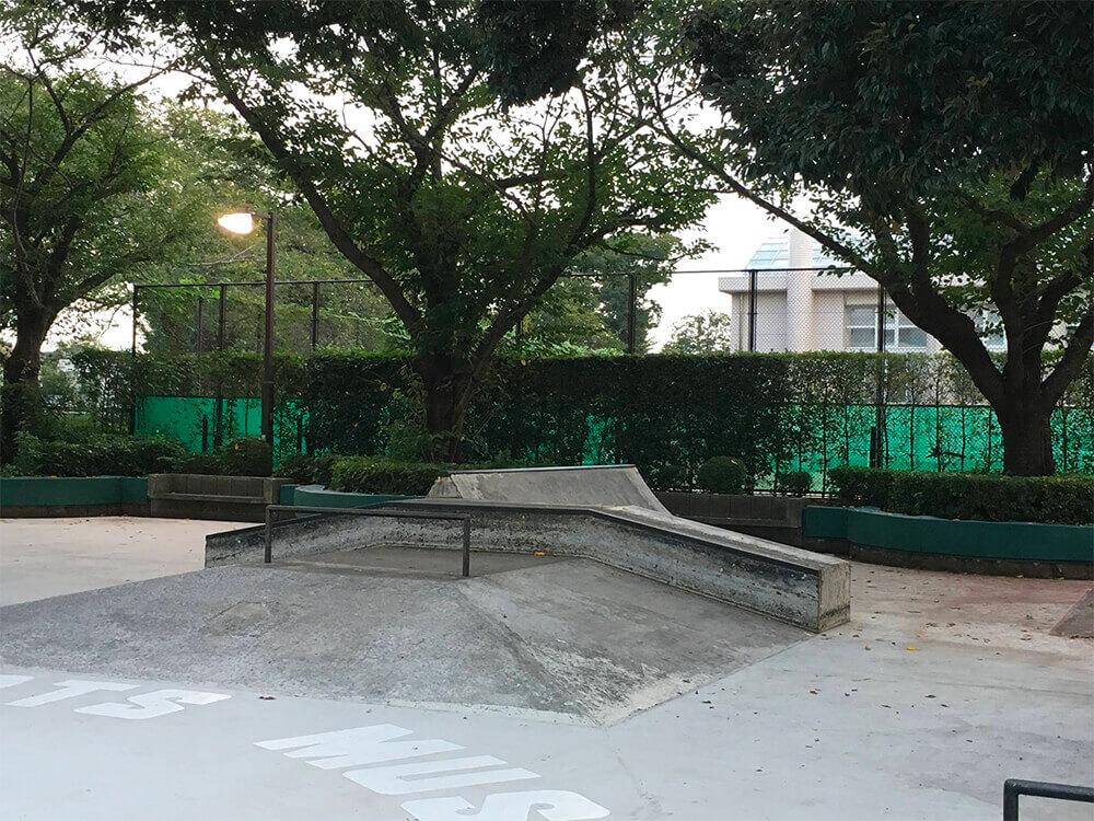 スケートパーク ストリートスポーツ広場