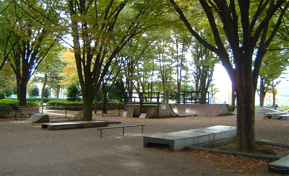 スケートパーク 野川スケートパーク