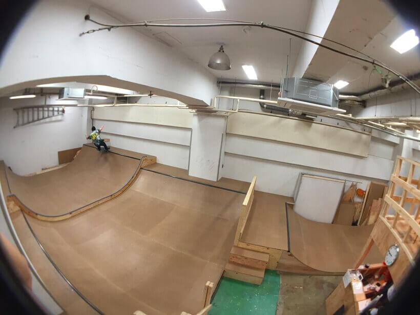 スケートパーク The Yago skatepark