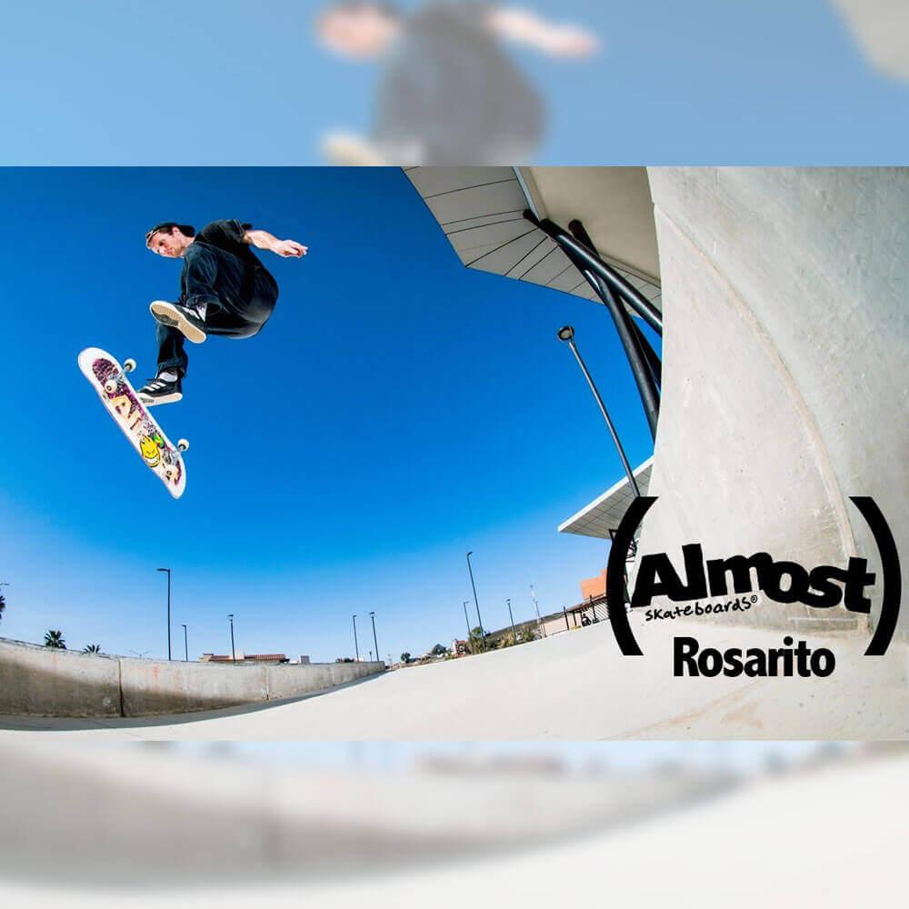 ALMOST から、ツアー映像 ROSARITO が公開