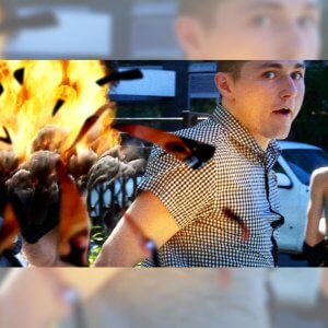 FUCKING AWESOME から、BEN KADOW のパート映像 TRIPLE BACKFLIP が公開