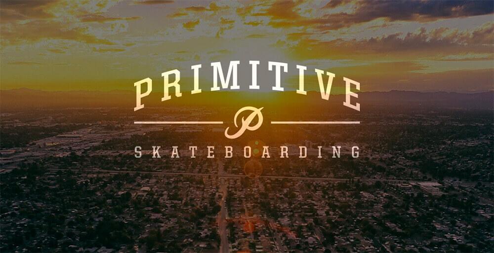 PRIMITIVE(プリミティブ スケートボード)ブランド紹介