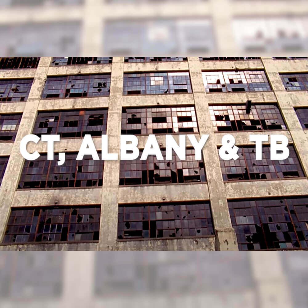 WKND から、ツアー映像 CT ALBANY TB が公開