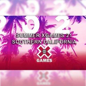 南カリフォルニアで行われた X GAMES 2021、スケートボードのストリート、パークの決勝映像が公開