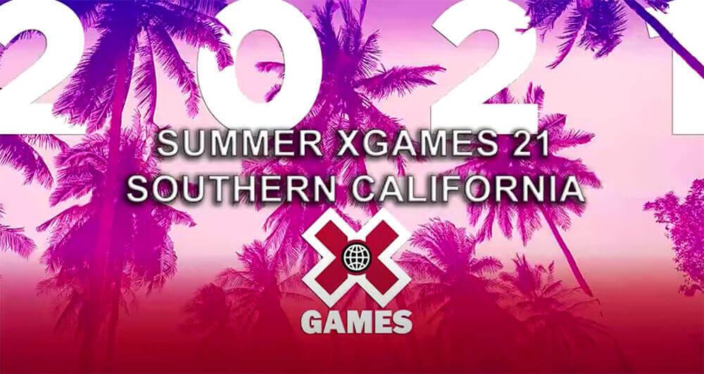 XGAMES, 2021