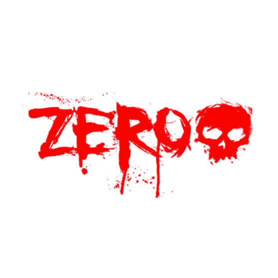 【ブランド紹介】ZERO SKATEBOARDS (ゼロ スケートボード)