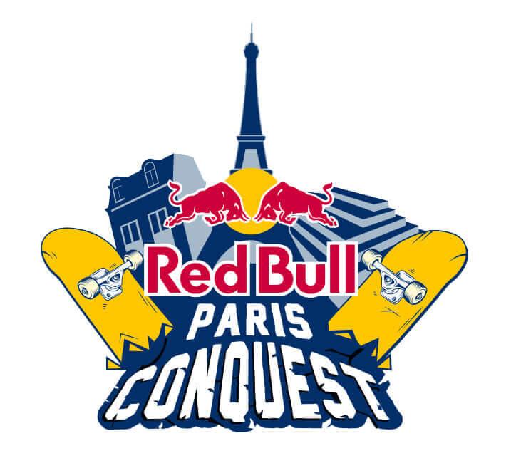 REDBULL, PARIS CONQUEST