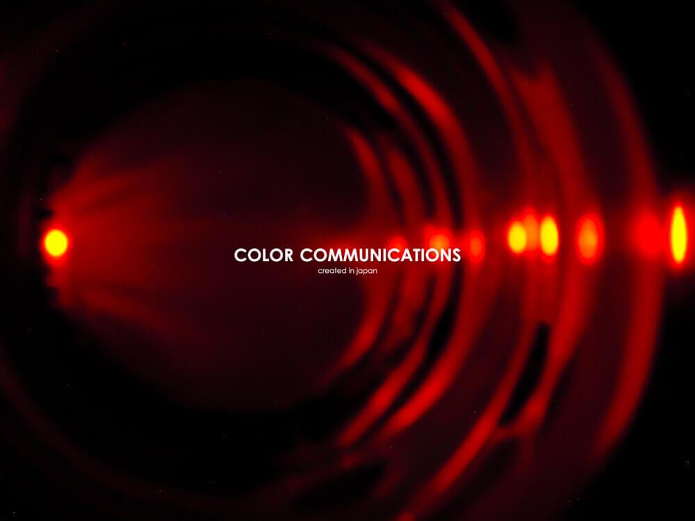 COLOR COMMUNICATIONS(カラーコミュニケーションズ)ブランド
