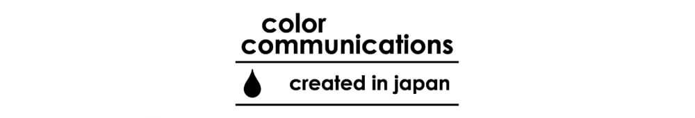 COLOR COMMUNICATIONS, カラーコミュニケーションズ, LOGO