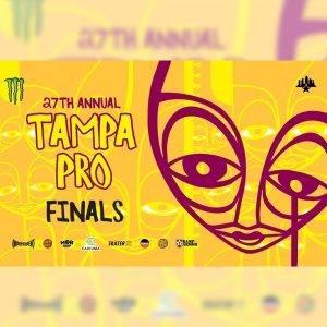 フロリダ州・タンパ スケートパークにて、27回目を迎えた伝統あるコンテスト TAMPA PRO 2021 が行われました